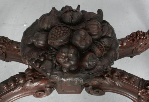 5657 Rosewood Carved 57