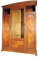 20.1349 Beautiful Art Nouveau Cabinet by Louis Majorelle