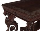 R.J. Horner mahogany partner's table