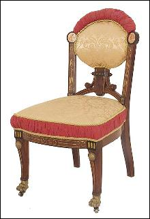 Pottier & Stymus Chair