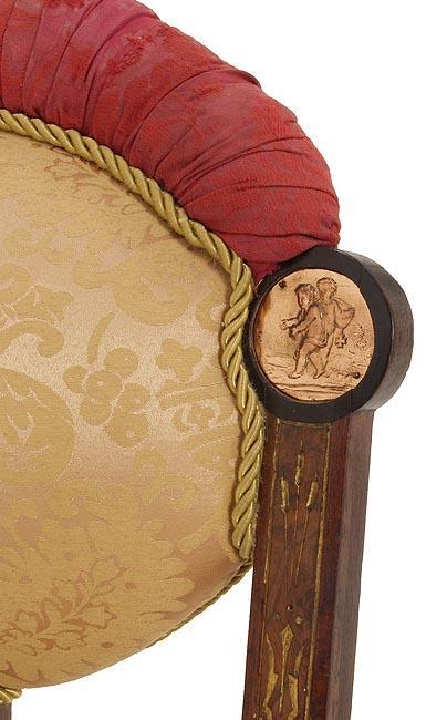 Pottier & Stymus Chair