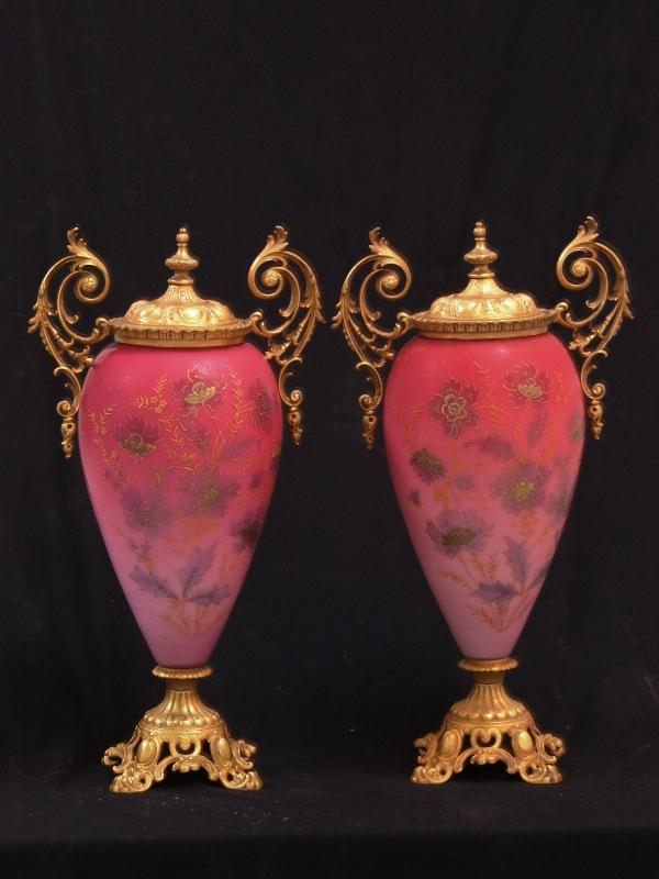 Thomas Webb Urns