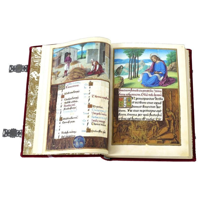 The Hours of Henry VIII, one-time only replica