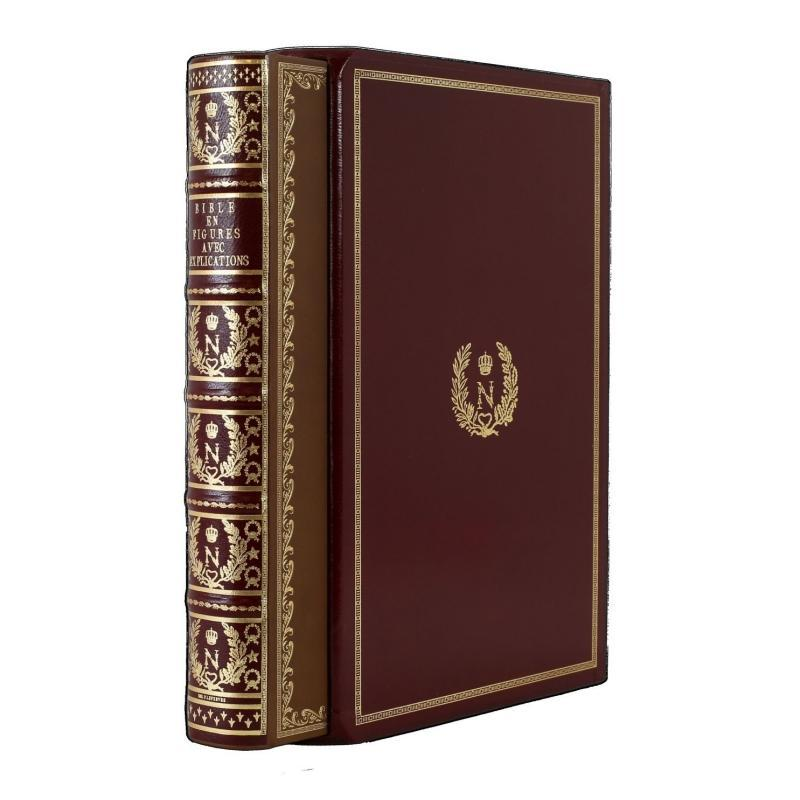 Bible moralisée of Naples one-time only limited edition