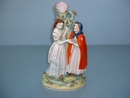 EXCELLENT QUALITY THOMAS PARR STAFFORDSHIRE OF THE FORTUNE TELLER