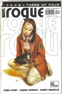 Rogue #3 comic book mint 9.8