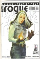 Rogue #4 comic book mint 9.8