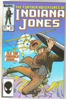 Further Adventures of Indiana Jones #32 comic book near mint 9.4