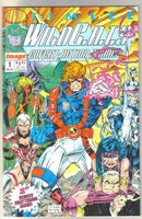 Wildcats #1 comic book near mint 9.4