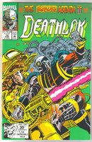 Deathlock #12 comic book near mint 9.4