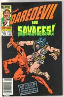 Daredevil #202 comic book near mint 9.4