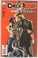 Checkmate #9 comic book near mint 9.4