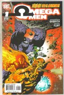 Omega Men #1 comic book mint 9.8