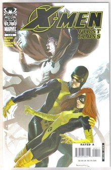 X-Men First Class #4 comic book mint 9.8