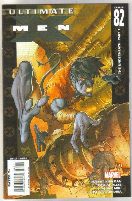 Ultimate X-Men #82 comic book mint 9.8