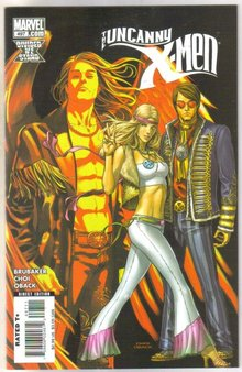 Uncanny X-men #497 comic book mint 9.8