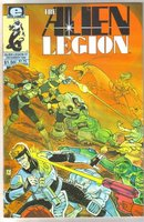 Alien Legion #17 comic book mint 9.8