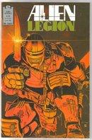 Alien Legion volume 2 #5 comic book near mint 9.4