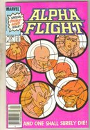Alpha Flight #12 comic book mint 9.8