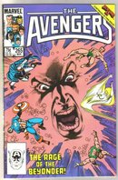 The Avengers #265 comic book mint 9.8
