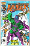 The Avengers #267 comic book mint 9.8