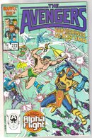 The Avengers #272 comic book near mint 9.4