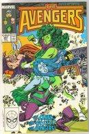 The Avengers #297 comic book near mint 9.4