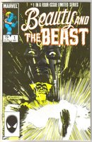 Beauty and the Beast #1 comic book mint 9.8