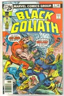Black Goliath #3 comic book very fine 8.0