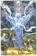 Mark of Charon #1 comic book  mint 9.8