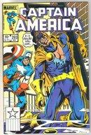 Captain America #293 comic book near mint 9.4