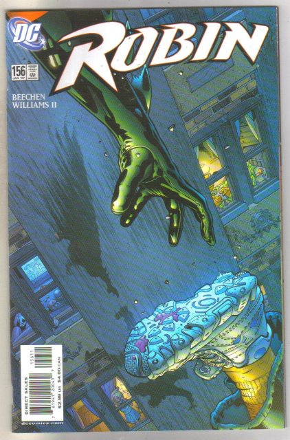 Robin #156 comic book mint 9.8