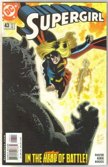 Supergirl #43 comic book mint 9.8