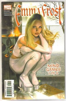 Emma Frost #7 comic book mint 9.8