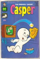 The Friendly Ghost Casper #144 comic book very good 4.0