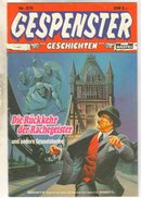 Gespenster Geschichten #575 German language comic book