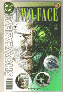 Showcase '93 #7 Two-Face comic book mint 9.8
