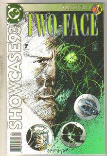 Showcase '93 #7 Two-Face comic book mint 9.8