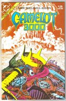 Camelot 3000 #12 comic book mint 9.8