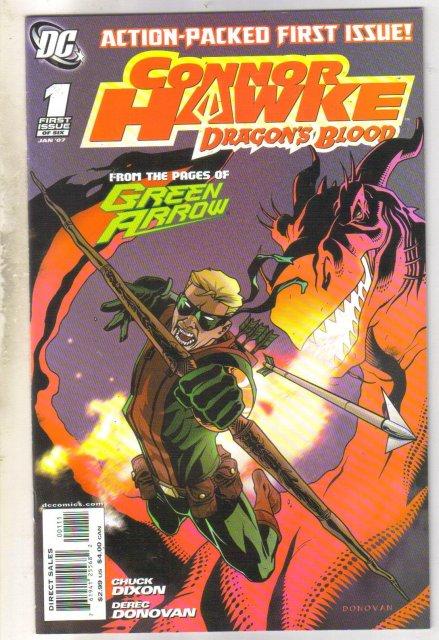 Connor Hawke #1 comic book mint 9.8