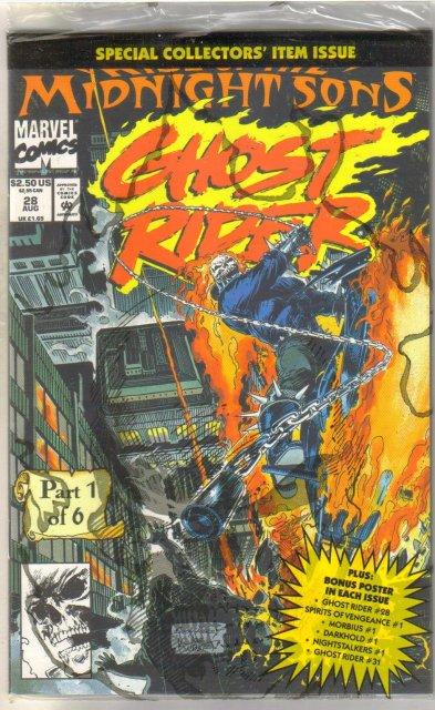 Ghost Rider vol 2 #28 comic book mint 9.8