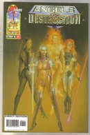 Angels of Destruction #1 comic book near mint 9.4