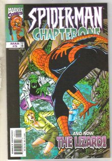 Spider-man Chapter One #5 comic book mint 9.8