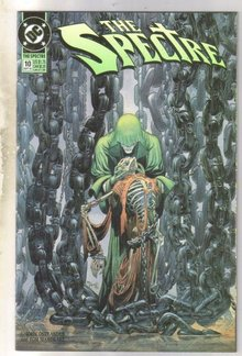 Spectre #10 comic book mint 9.8