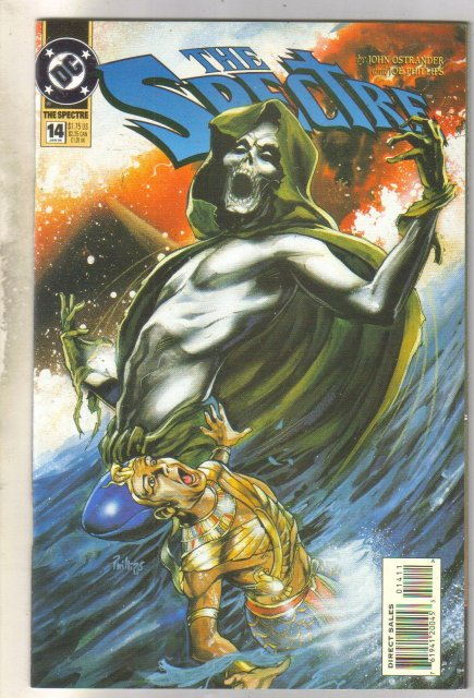 Spectre #14 comic book mint 9.8
