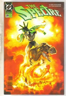 Spectre #29 comic book near mint 9.4