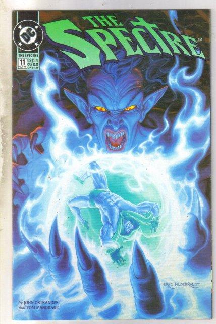 Spectre #11 comic book mint 9.8