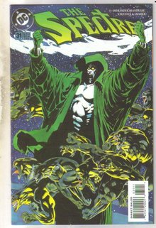 Spectre #31 comic book mint 9.8