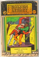 Golden Legacy Illustrated Black History Crispus Attucka comic book fair 1.5