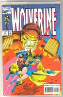 Wolverine #74 comic book mint 9.8